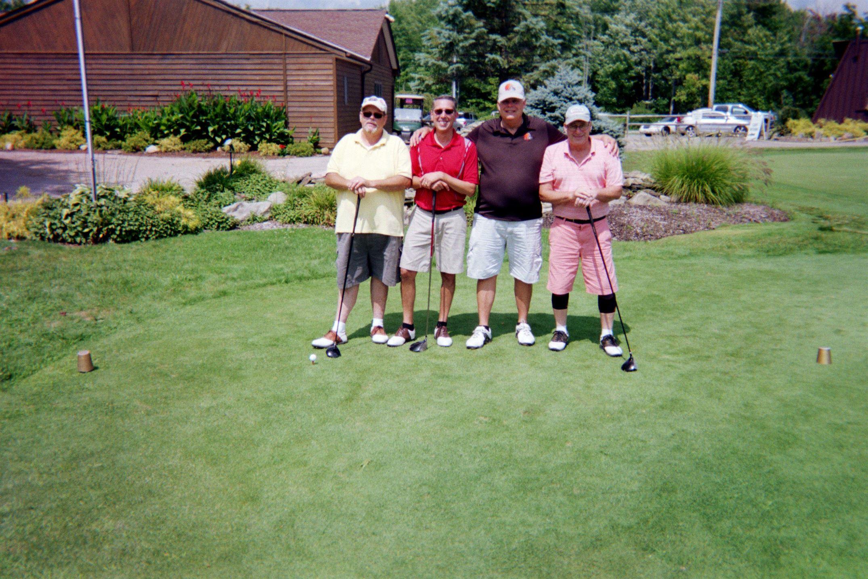 Rick Kimmy, Randy Trice, Doug Warren, Mike Menough