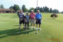 Lanny Swiger, Denny Pasqualone, Don Boynar, Denny Boynar
