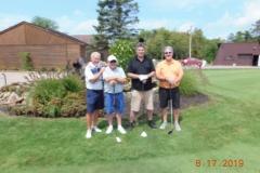 Chuck Burton, Butch Burton, Denny Coy, Steve Knowles