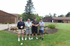 Tim Lanigan, Mike Menough, Doug Warren, Randy Trice