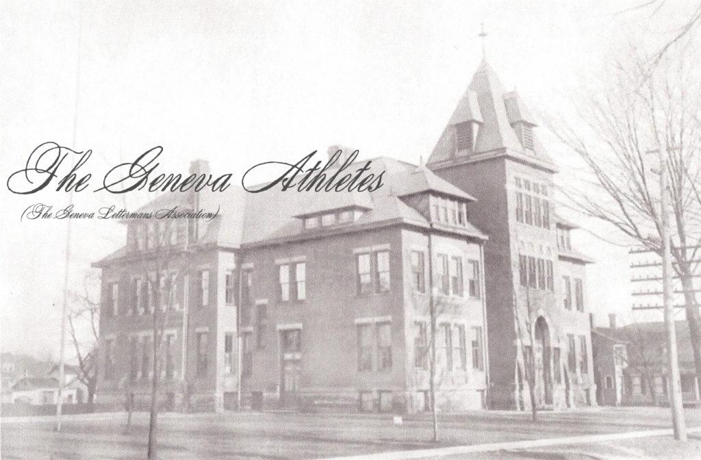 Geneva High School - 1911